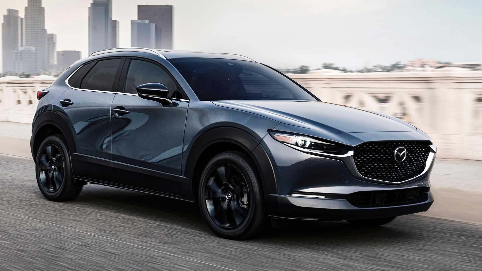 Новая Mazda СХ-30 появится на белорусском рынке уже в январе. Что по ценам?
