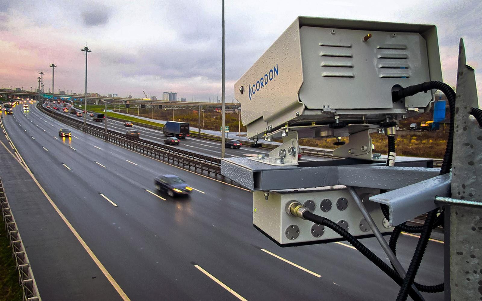 В ГАИ рассказали на каких участках Минска будет проводиться контроль скорости