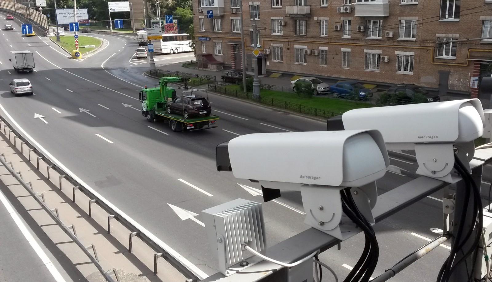Минская ГАИ назвала участки, на которых будет проводиться фиксация скорости