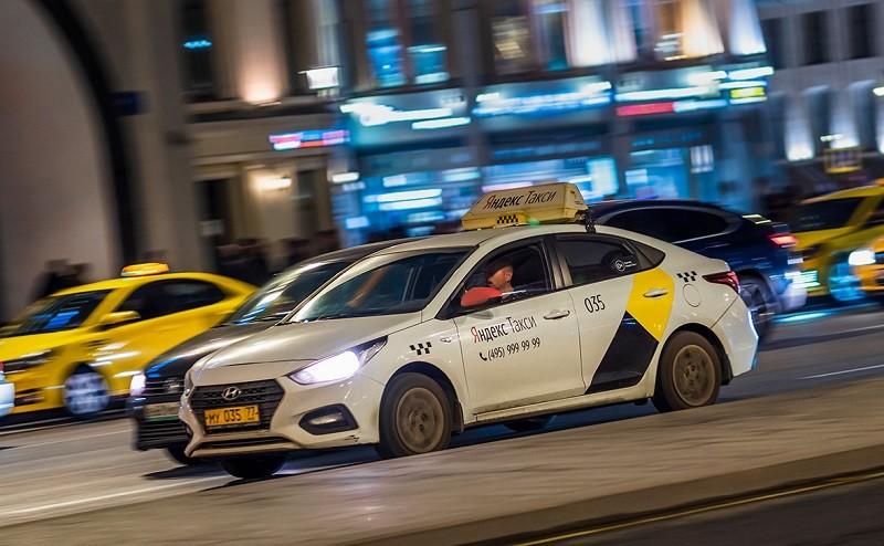 ГАИ примет меры в связи участившимися случаями ДТП по вине водителей такси