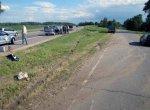 Минск-Микашевичи: В аварию попали четверо молодых людей