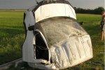 На дороге М1 автомобиль ГАЗель разорвало на несколько частей: людям чудом удалось выжить