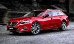 Mazda представила обновленный универсал - Мазда 6